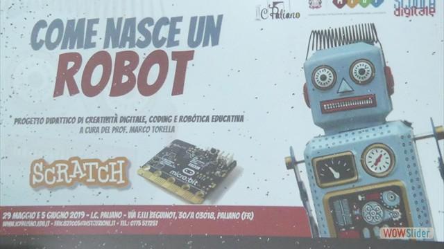 Lezioni di Robotica